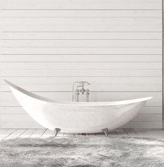 Nyt badekar på 4 timer